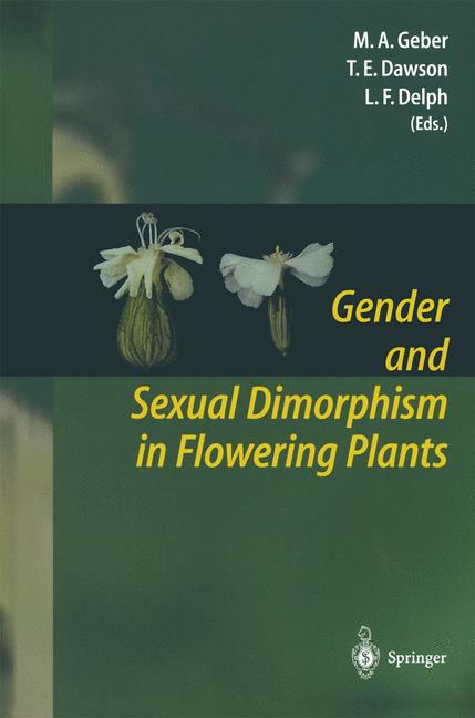 Cover of 'Gender and Sexual Dimorphism in Flowering Plants'