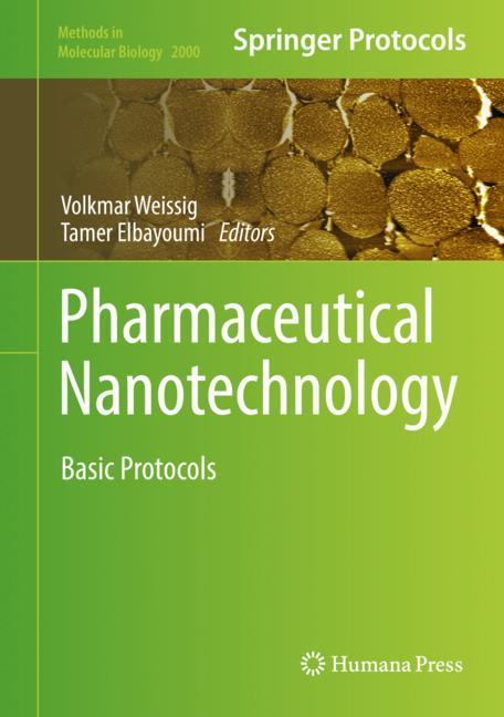 Cover of 'Pharmaceutical Nanotechnology'