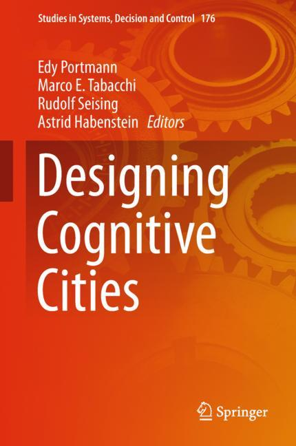 Cover of 'Designing Cognitive Cities'