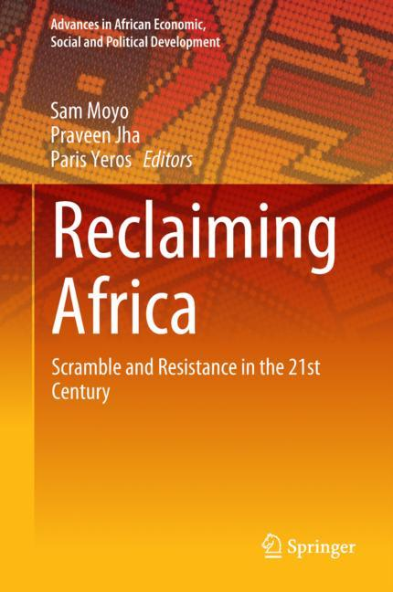 Cover of 'Reclaiming Africa'
