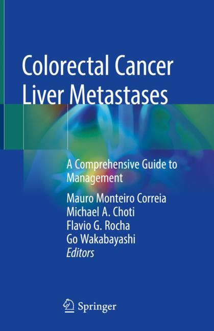 Cover of 'Colorectal Cancer Liver Metastases'
