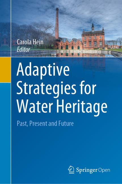 Cover of 'Adaptive Strategies for Water Heritage'