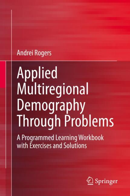 Cover of 'Applied Multiregional Demography Through Problems'