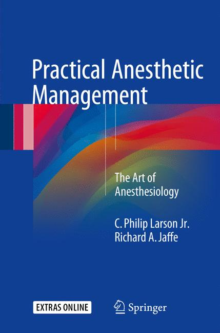 Cover of 'Practical Anesthetic Management'