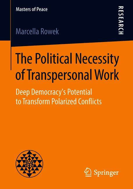 Cover of 'The Political Necessity of Transpersonal Work'