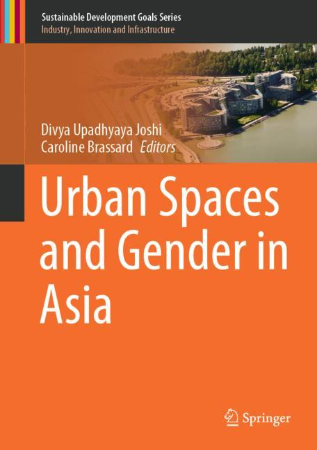 Cover of 'Urban Spaces and Gender in Asia'