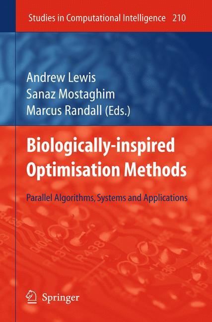 Cover of 'Biologically-Inspired Optimisation Methods'