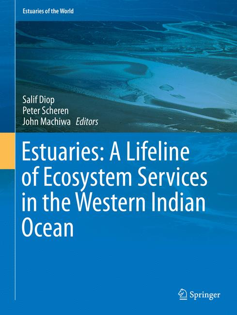Cover of 'Estuaries: A Lifeline of Ecosystem Services in the Western Indian Ocean'