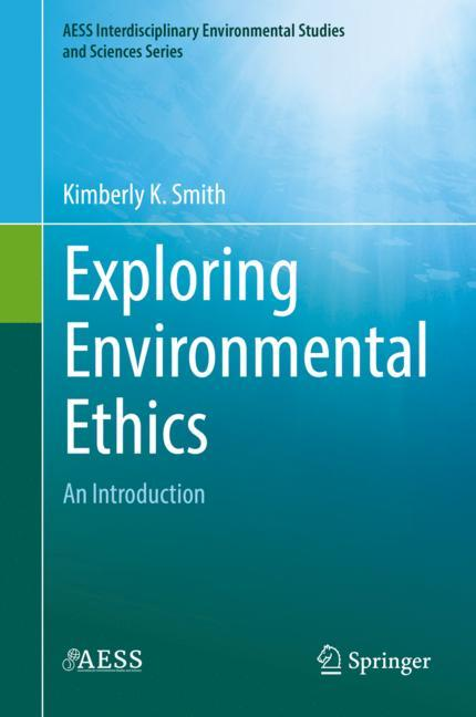 Cover of 'Exploring Environmental Ethics'