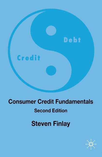 Cover of 'Consumer Credit Fundamentals'