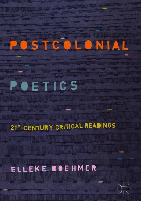 Cover of 'Postcolonial Poetics'