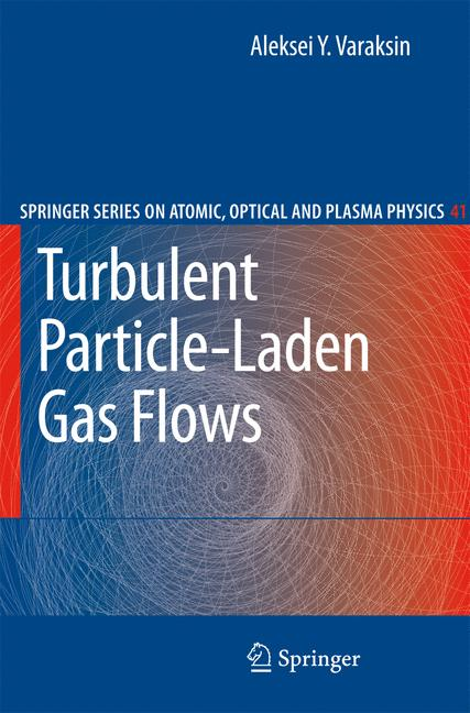 Cover of 'Turbulent particle-laden gas flows'