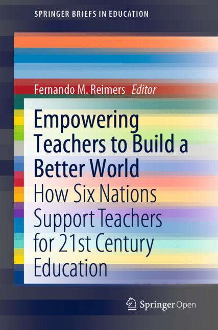 Cover of 'Empowering Teachers to Build a Better World'