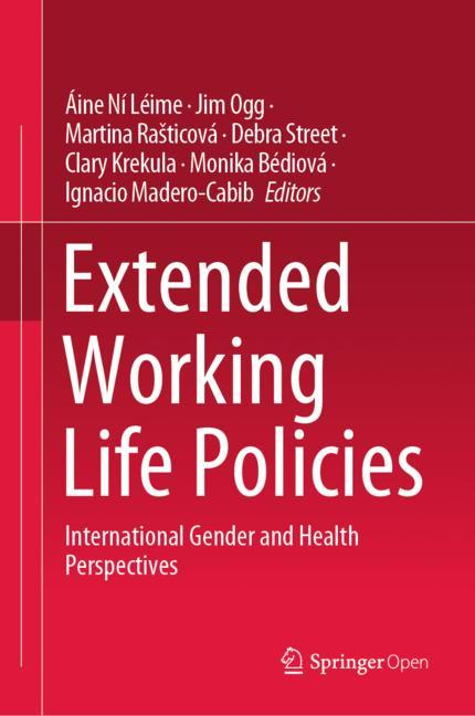 Cover of 'Extended Working Life Policies'