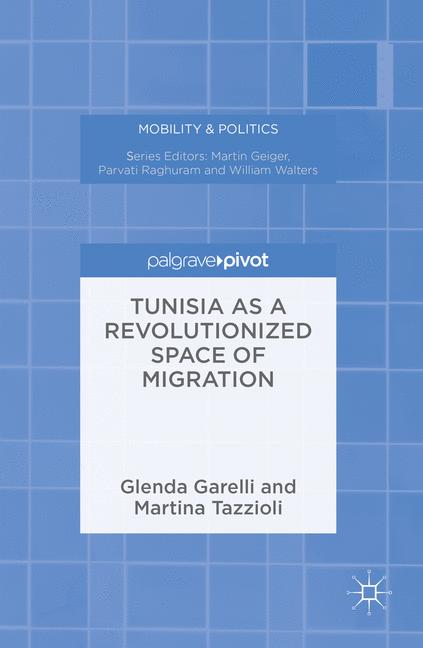 Cover of 'Tunisia as a Revolutionized Space of Migration'