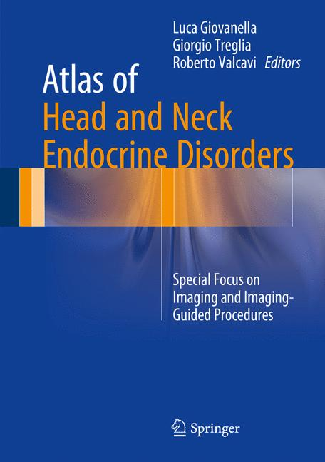 Cover of 'Atlas of Head and Neck Endocrine Disorders'