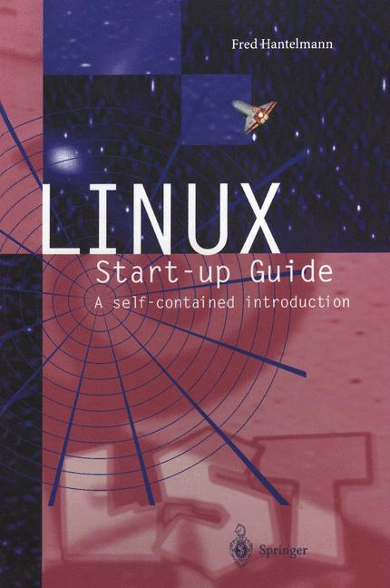 Cover of 'LINUX Start-up Guide'