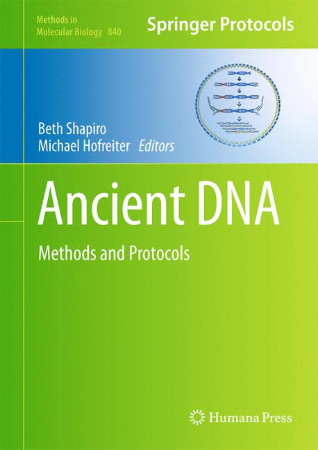 Cover of 'Ancient DNA'