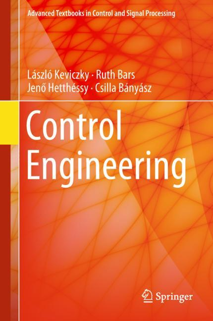 Cover of 'Control Engineering'