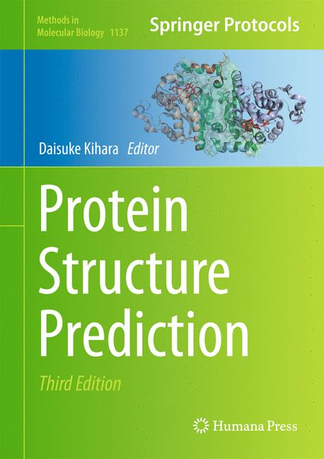 Cover of 'Protein Structure Prediction'