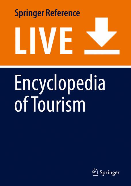 Cover of 'Encyclopedia of Tourism'