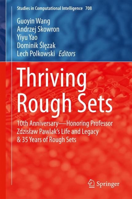 Cover of 'Thriving Rough Sets'