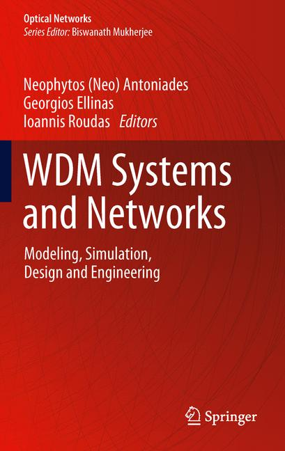 Cover of 'WDM Systems and Networks'