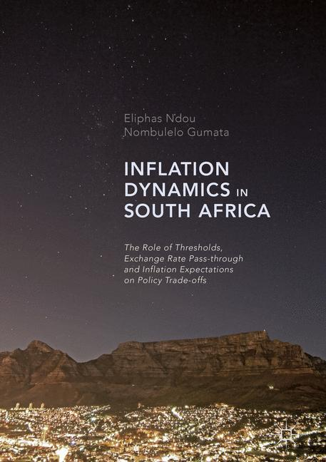 Cover of 'Inflation Dynamics in South Africa'