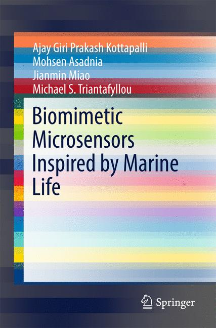 Cover of 'Biomimetic Microsensors Inspired by Marine Life'
