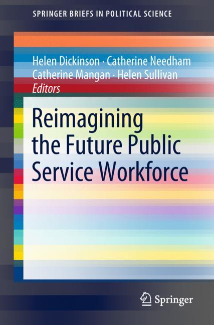 Cover of 'Reimagining the Future Public Service Workforce'