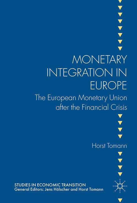 Cover of 'Monetary Integration in Europe'