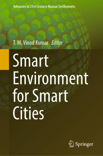 Cover of 'Smart Environment for Smart Cities'