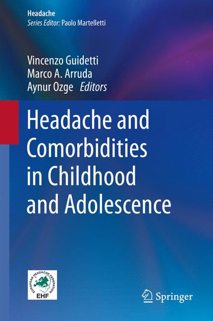 Cover of 'Headache and Comorbidities in Childhood and Adolescence'