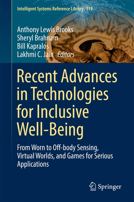 Cover of 'Recent Advances in Technologies for Inclusive Well-Being'