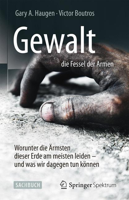 Cover of 'Gewalt – die Fessel der Armen'