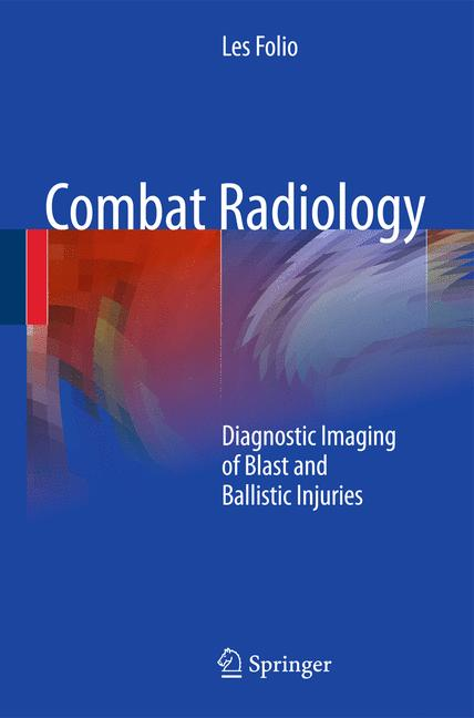 Cover of 'Combat Radiology'