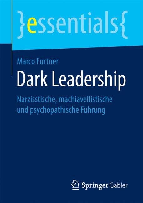 Cover of 'Dark Leadership'