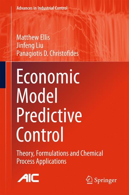 Cover of 'Economic Model Predictive Control'