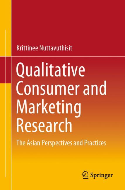Cover of 'Qualitative Consumer and Marketing Research'