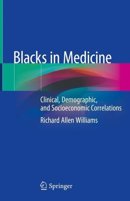 Cover of 'Blacks in Medicine'