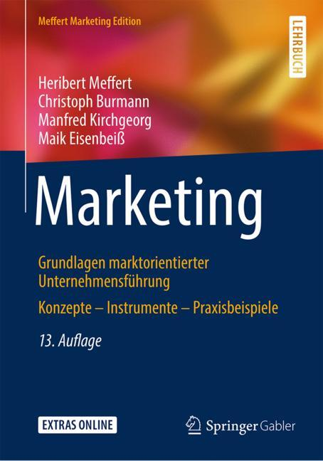 Cover of 'Marketing'