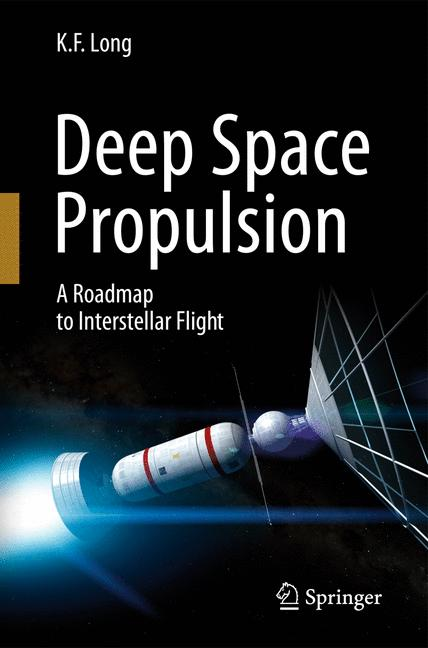 Cover of 'Deep Space Propulsion'