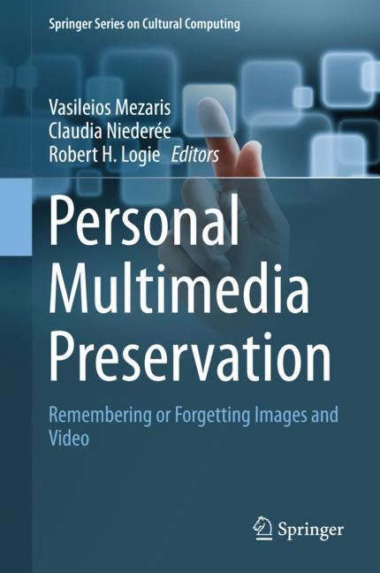 Cover of 'Personal Multimedia Preservation'
