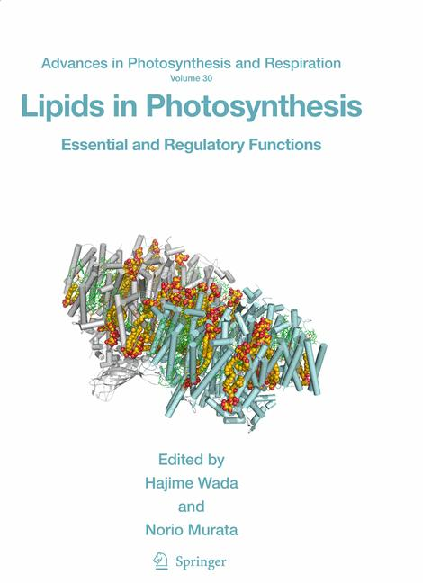Cover of 'Lipids in Photosynthesis'