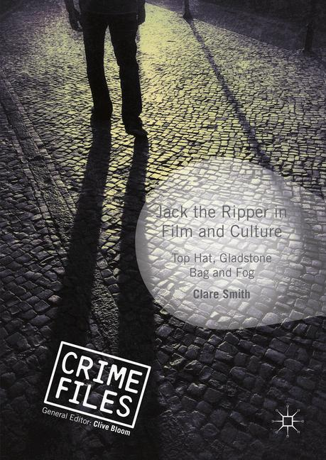 Cover of 'Jack the Ripper in Film and Culture'