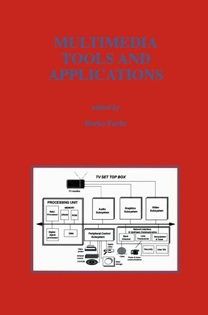 Cover of 'Multimedia Tools and Applications'