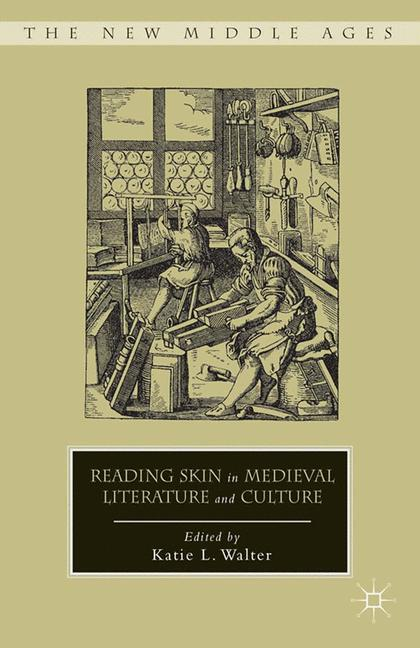 Cover of 'Reading Skin in Medieval Literature and Culture'