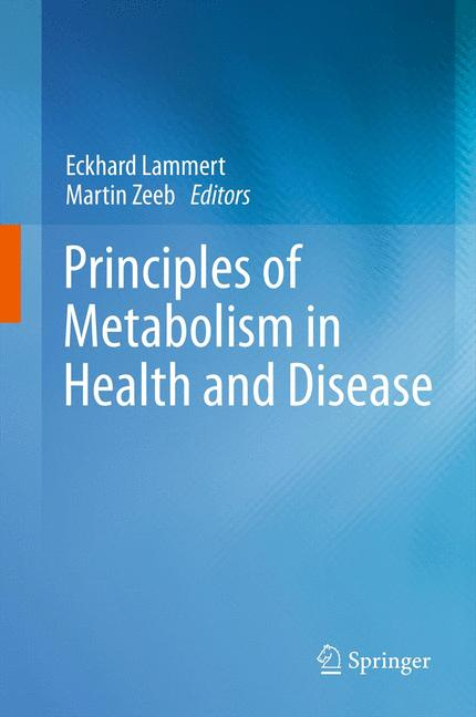 Cover of 'Metabolism of Human Diseases'