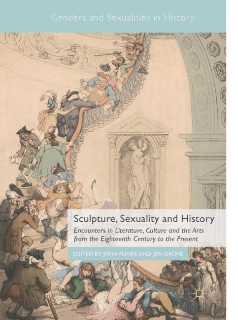 Cover of 'Sculpture, Sexuality and History'