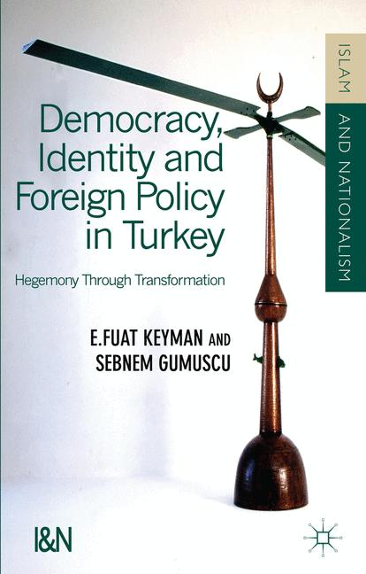 Cover of 'Democracy, Identity, and Foreign Policy in Turkey'